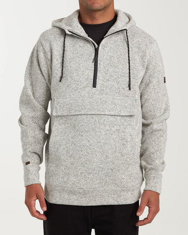 Boundary Pullover Zip Hoodie Men's - Billabong - Chateau Mountain Sports