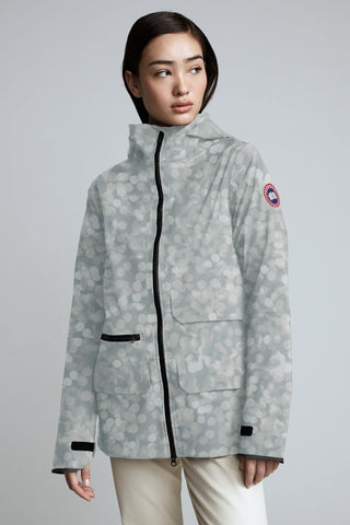 Pacifica Rain Jacket Print Women's - Canada Goose - Chateau Mountain Sports