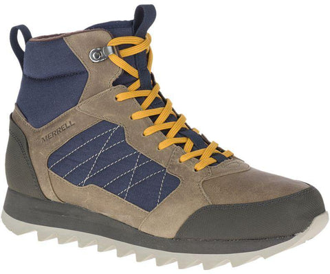Alpine Sneaker Mid Polar Waterproof Men's