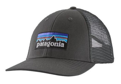 P6 Logo LoPro Trucker Hat - Patagonia - Chateau Mountain Sports