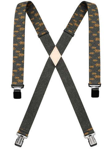 Jessup Suspenders Men's - Arcade - Chateau Mountain Sports