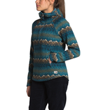 Printed Crescent Hooded Pullover Women's - The North Face - Chateau Mountain Sports