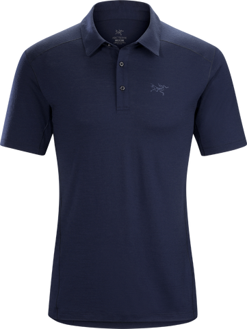 Pelion Polo Shirt Men's - Arc'teryx - Chateau Mountain Sports