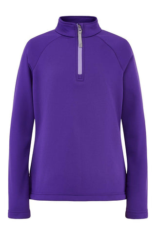 Savona Zip T-Neck Girls'