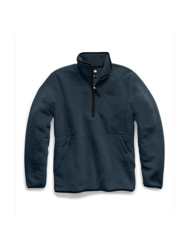 Dunraven Sherpa 1/4 Zip - Men's - The North Face - Chateau Mountain Sports