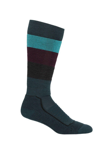 Ski+ Medium Over The Calf Merino Ski Socks Women's