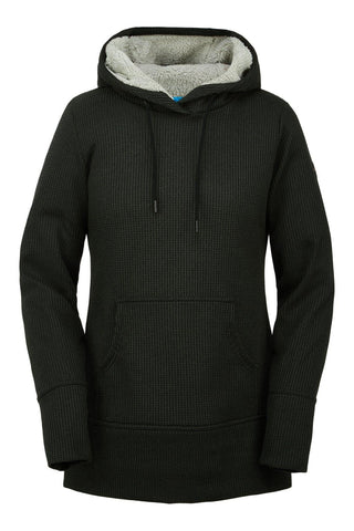 The Waffle Hoodie Women's - Spyder - Chateau Mountain Sports