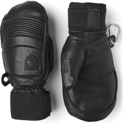 Leather Fall Line Mitt Men's - Hestra - Chateau Mountain Sports