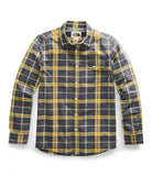 Stayside Long-Sleeved Plaid Shirt - Men's