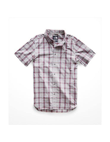 Buttonwood Short-Sleeve Shirt - Men's - The North Face - Chateau Mountain Sports