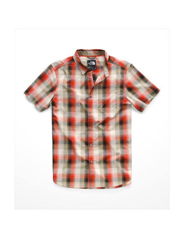 Hammett's Short Sleeved Shirt - Men's - The North Face - Chateau Mountain Sports