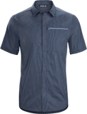 Kaslo Shirt SS Men's - Arc'teryx - Chateau Mountain Sports