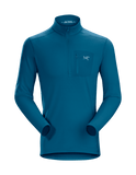 Rho LT Zip Neck - Men's - Chateau Mountain Sports