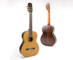Admira Irene Solid-Top Spanish Classical Guitar - Satin Finish