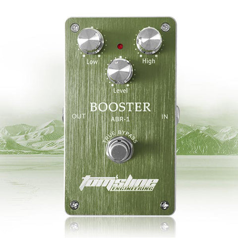 Toms Line ABR-1 Premium Analogue Booster Pedal