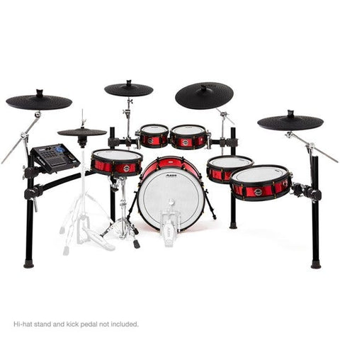 ALESIS STRIKE PRO SPECIAL EDITION Eleven-Piece Professional Kit