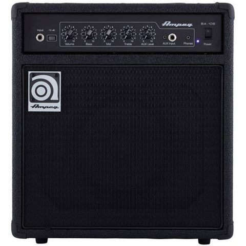 Ampeg BA-108V2 Bass Amplifier