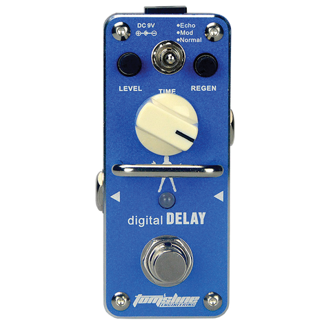 Toms Line APE-3S MAB Signature Digital Delay Mini Pedal