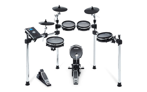 Alesis COMMAND MESH KIT Eight-Piece Electronic Drum Kit with Mesh Heads eta March 2021