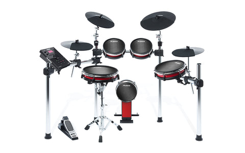 Alesis CRIMSON II KIT Nine-Piece Electronic Drum Kit with Mesh Heads