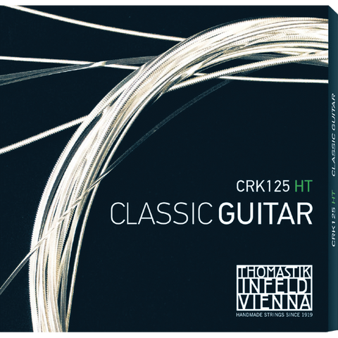 Thomastik CRK125HT Classic Guitar Series Hard Set 25-47