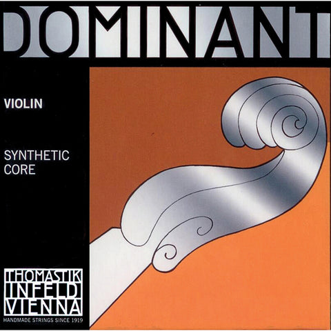 Thomastik 135W Dominant Violin Weich String Set