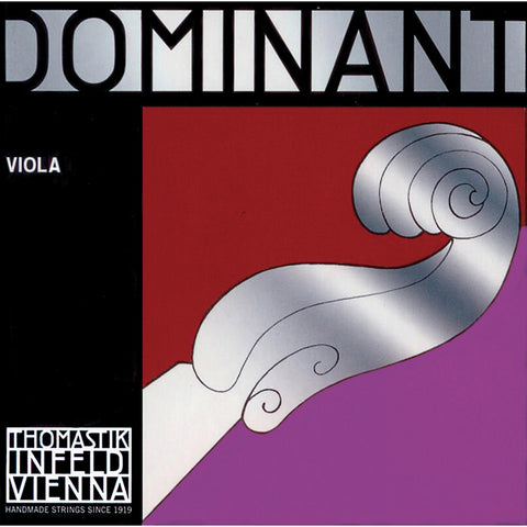 "Thomastik 4125 Dominant Viola 15.5"" (16"") Set"