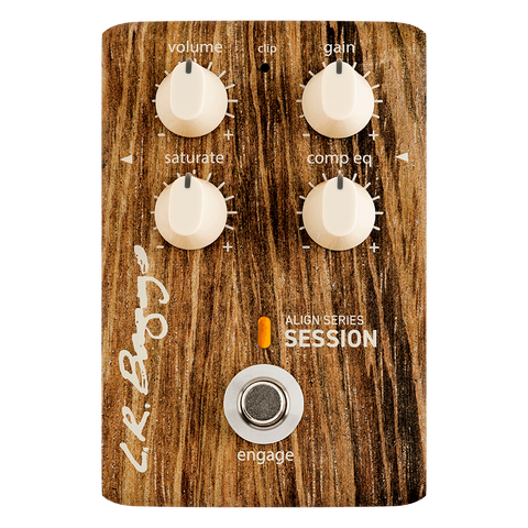 LR Baggs LRBALIGNSESSION Align Session Pedal