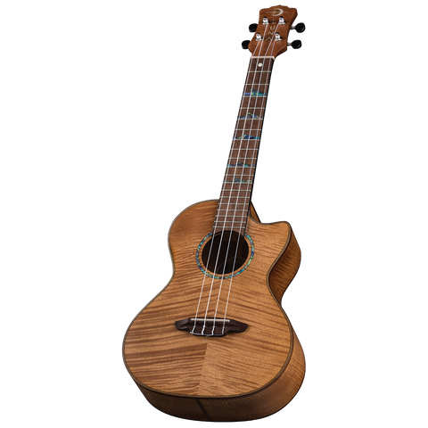 UKEHTTEXM Uke High Tide Exotic Mahogany Tenor with Gigbag