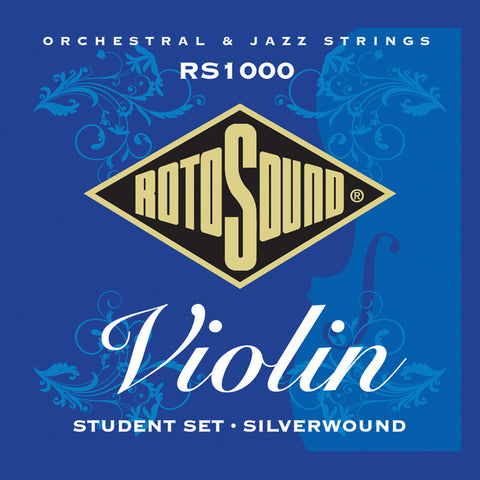 Rotosound RS1000 Violin Student String Set 4/4