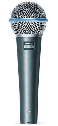 Shure BETA58A Vocal Microphone Shure - Legendary Performance