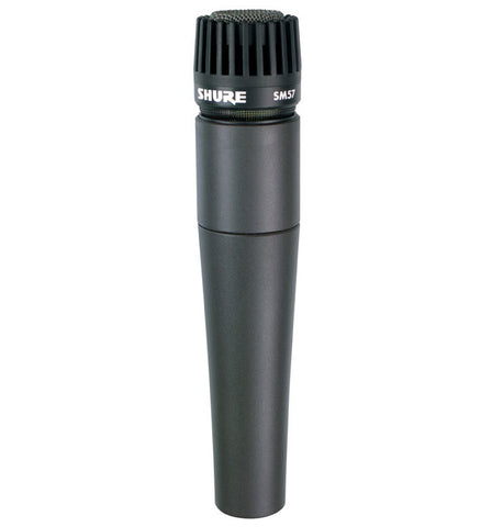 Shure SM57 Instrument Microphone Shure - Legendary Performance