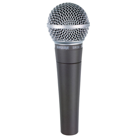 Shure SM58 Vocal Microphone Shure - Legendary Performance