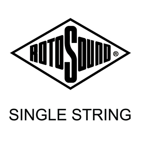 Rotosound RSBL130 Single Bass Stainless String .130