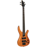 Tanglewood TE4CP Alpha Electric Bass Metallic Copper Pre Order Eta Feb 2021