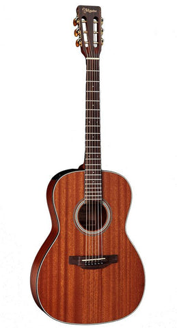 Takamine G11 Series New Yorker AC/EL Guitar in Natural Satin Finish