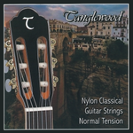 Tanglewood TWGSC Classical Guitar Strings Tie End