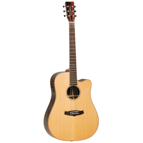Tanglewood TWJDCE Java Dreadnought C/E Acoustic Guitar