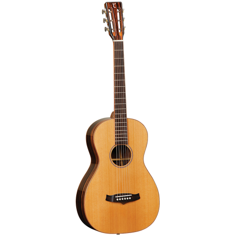 Tanglewood TWJPE Java Parlour Acoustic Electric Guitar