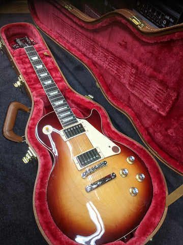 GIBSON LES PAUL STANDARD '60S BOURBON BURST ETA June 2021