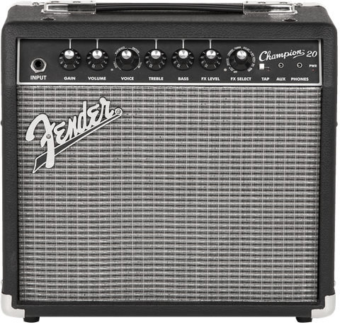 Fender CHAMPION™ 20 Pre Ortder ETA Feb 2021