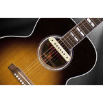 LR Baggs M1ALH Active Soundhole Body-Sensitive Magnetic Pickup for Left-Handed