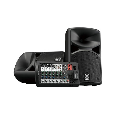 Yamaha STAGEPASS 400BT Portable PA System with Bluetooth Connectivity