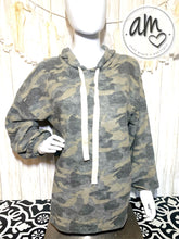 Load image into Gallery viewer, Brushed Camo Hoodie
