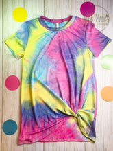 Load image into Gallery viewer, Brighter Days Tie Dye Top