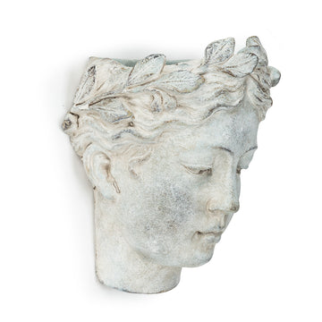 Goddess Wall Planter