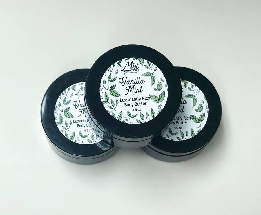 Vanilla Mint Body Butter