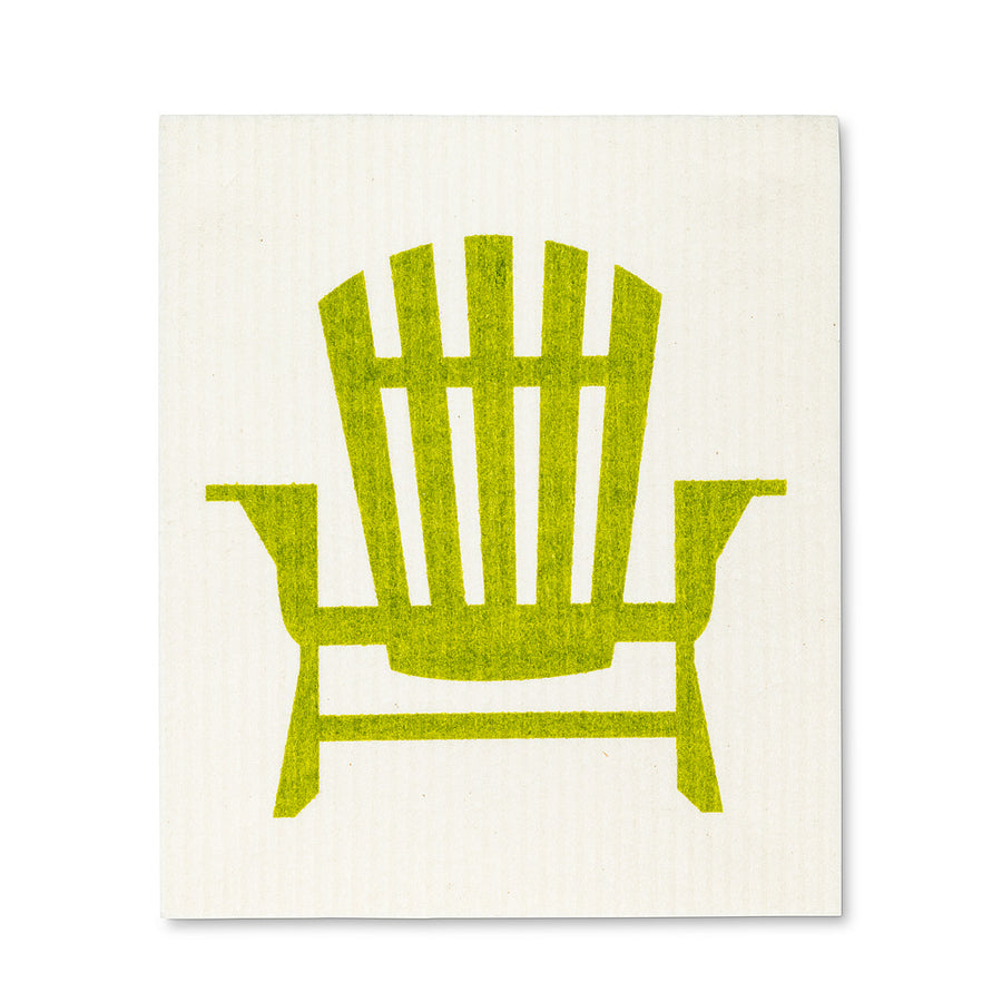 Chair & Rules Dish Cloths. Set of 2