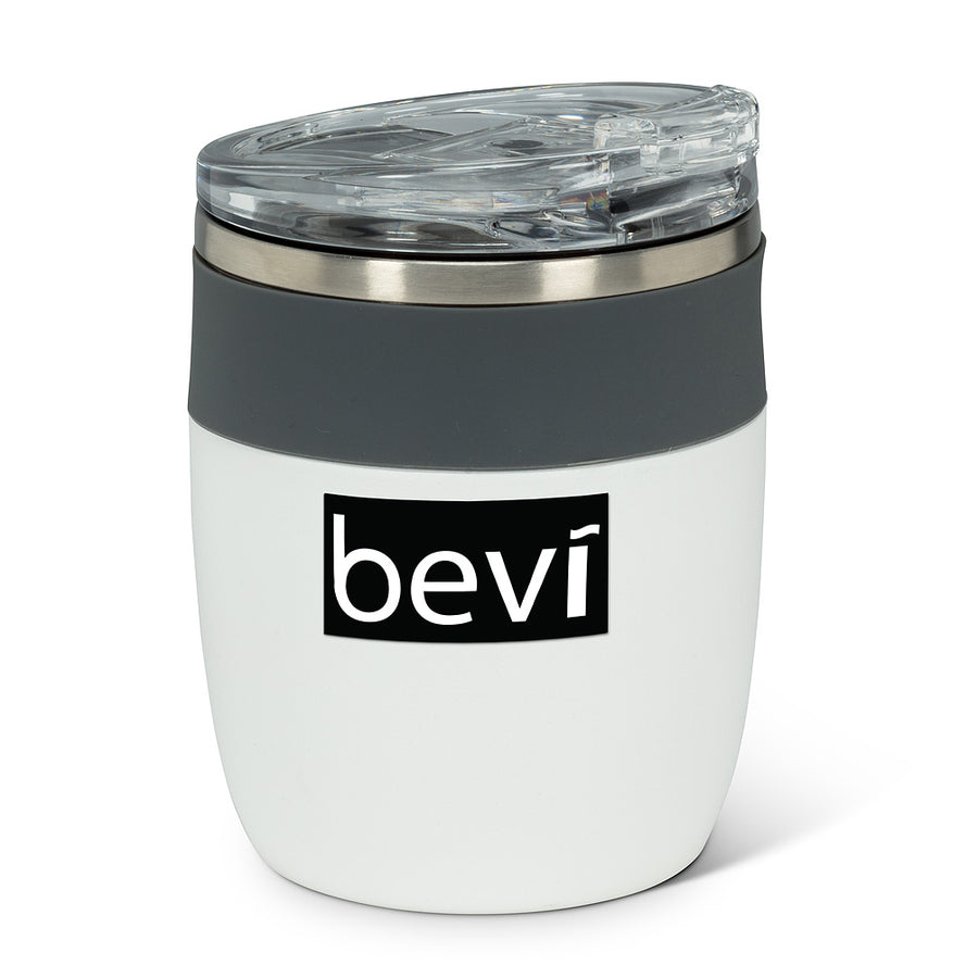 Insulated Tumbler with Flip Top Lid