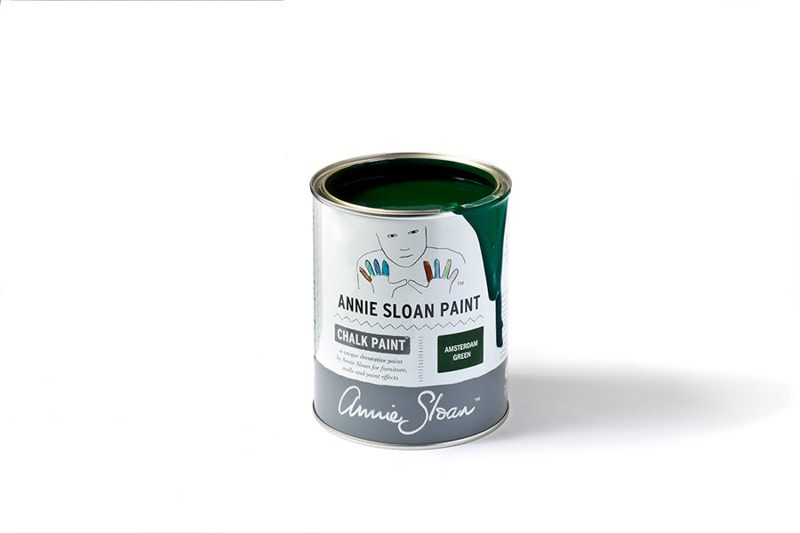 Amsterdam Green Chalk Paint®